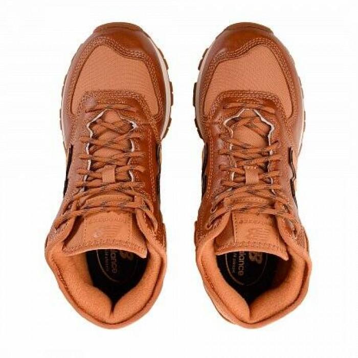 Кроссовки New Balance 574 (Цвет Orange)