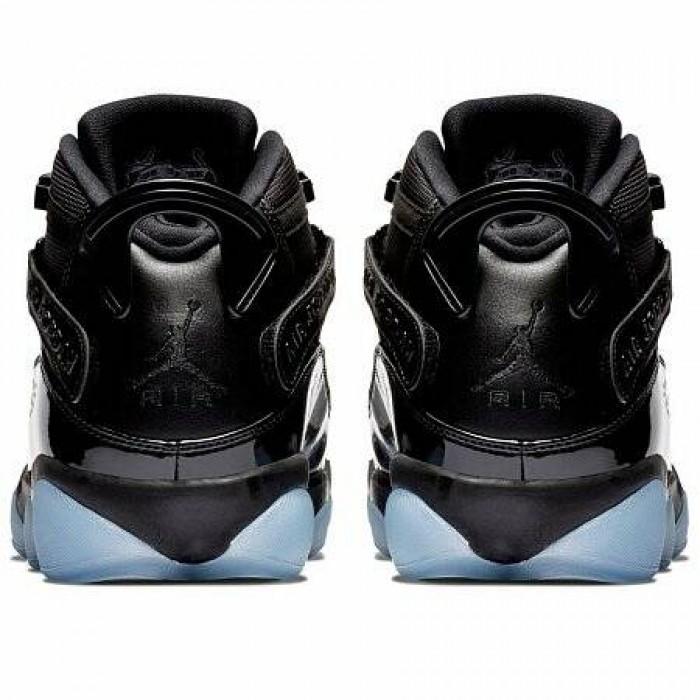 Кроссовки Jordan 6 RINGS SHOE (Цвет Black-White)