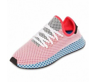 DEERUPT RUNNER (Цвет Red-Blue-Black)