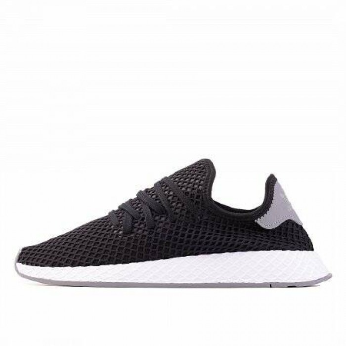 Кроссовки Adidas Originals DEERUPT RUNNER (Цвет Core black)