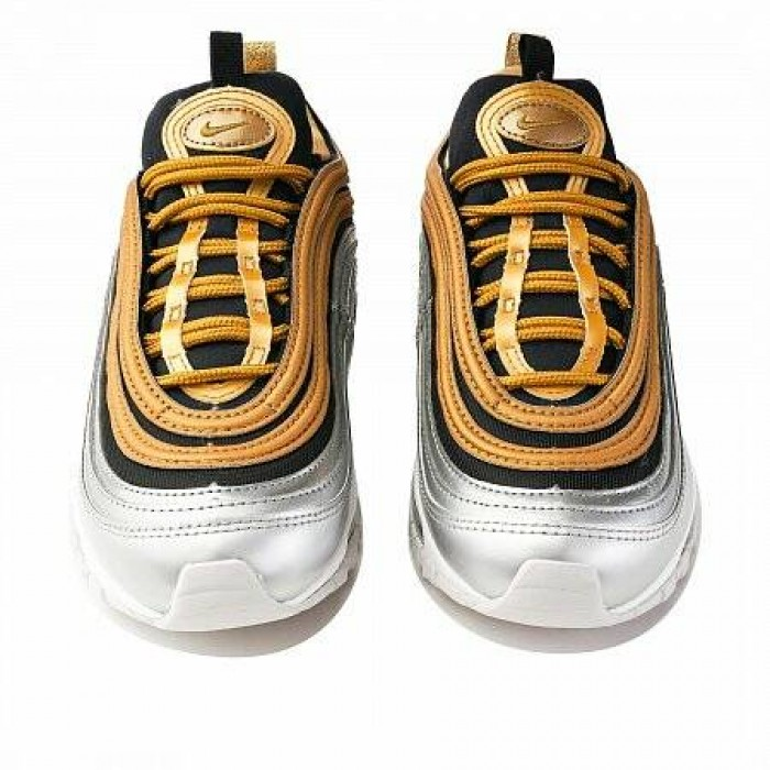 Кроссовки Nike AIR MAX 97 SPECIAL EDITION METALLIC GOLD PACK (Цвет Metallic Gold)