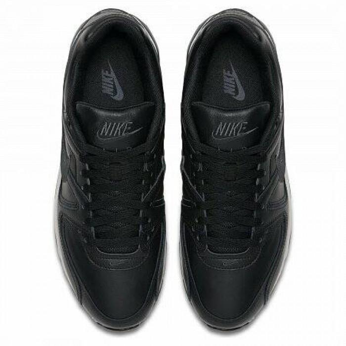 Кроссовки Nike AIR MAX COMMAND LEATHER (Цвет Black)