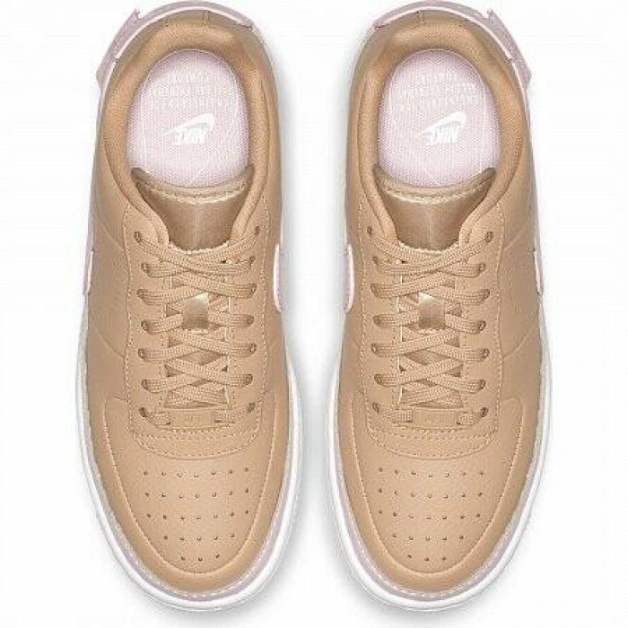 Кроссовки Nike AIR FORCE 1 JESTER XX (Цвет Brown-Pink)