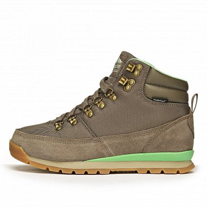 Кроссовки The North Face BACK-TO-BERKELEY REDUX MOREL (Цвет Beige-Green)