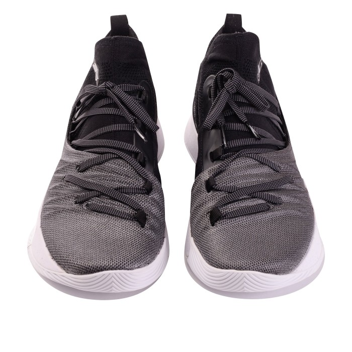 Кроссовки Under Armour CURRY 5 PI DAY (Цвет Black-White)