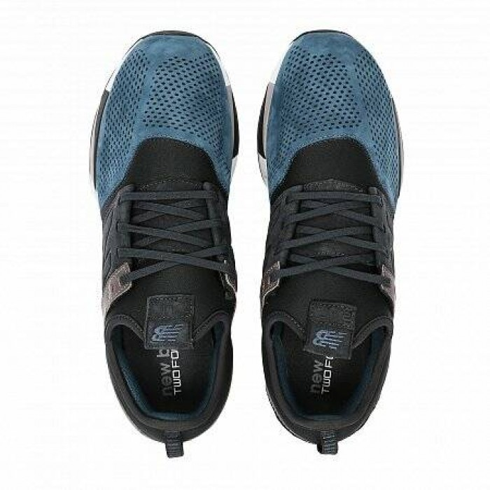 Кроссовки New Balance 247 LUXE PROVENANCE PACK (Цвет Blue-Black)