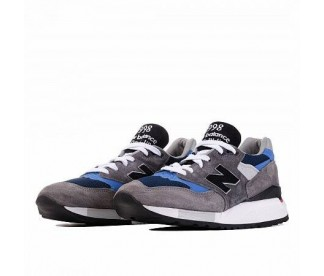 998 (Цвет Gray-Black-Blue)
