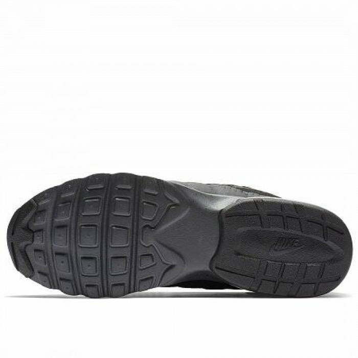 Кроссовки Nike AIR MAX INVIGOR MID (Цвет Black-Anthracite)