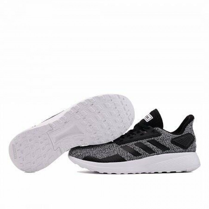 Кроссовки Adidas Performance DURAMO 9 (Цвет Core Black-Ftwr White)
