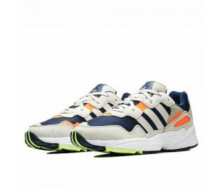 YUNG-96 (Цвет Collegiate Navy-Raw White-Solar Orange)