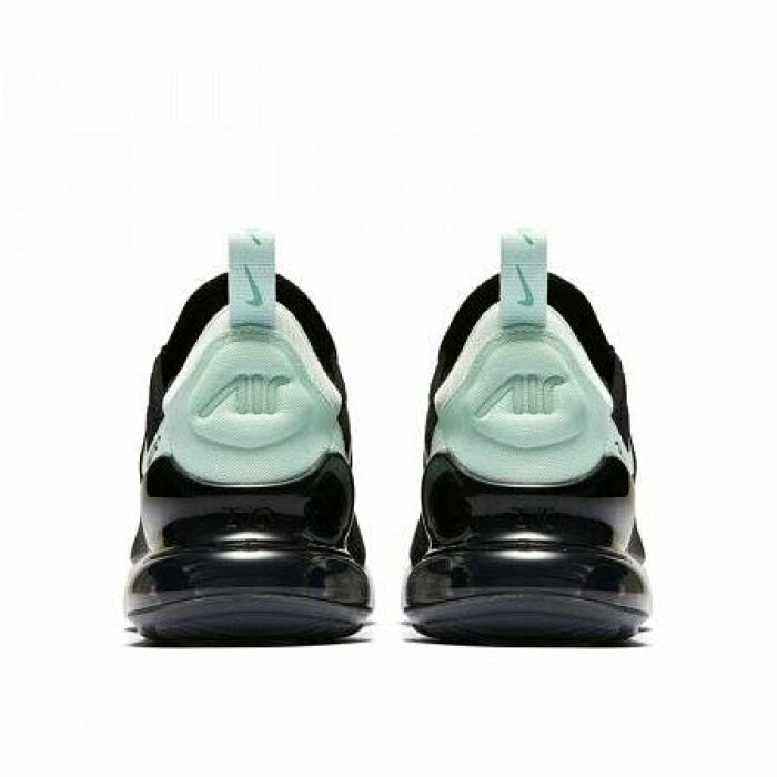 Кроссовки Nike AIR MAX 270 (Цвет Black-Igloo-Hyper Turq-White)