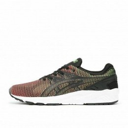 GEL KAYANO TRAINER EVO CHAMELOID PACK (Цвет Black-White-Green)