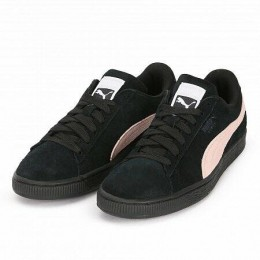 SUEDE CLASSIC BLACK PEARL (Цвет Black-Pink)