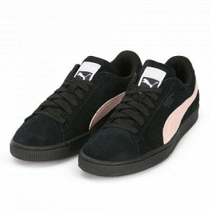 SUEDE CLASSIC BLAC..