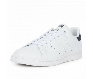 STAN SMITH LEATHER TRAINERS (Цвет White-Black)