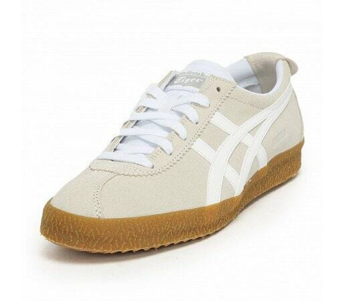Кроссовки Onitsuka Tiger MEXICO DELEGATION (Цвет Beige)