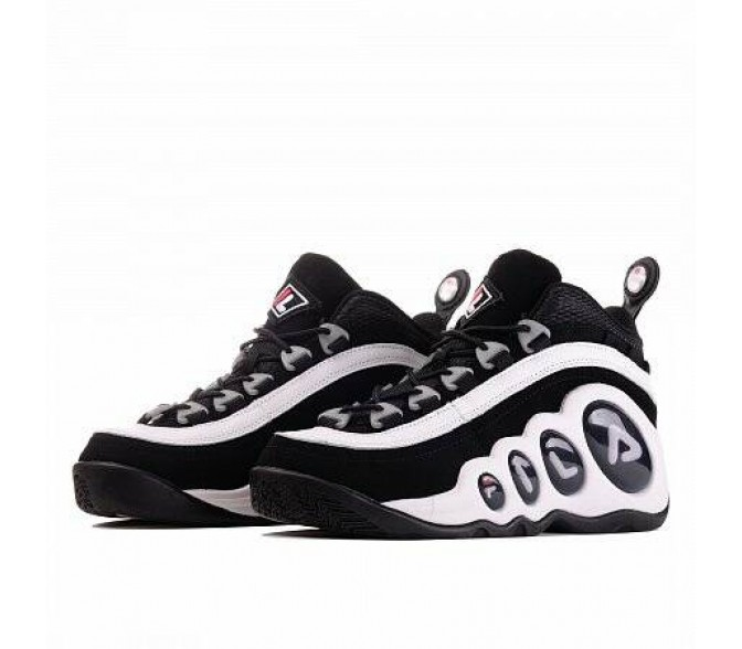 Кроссовки Fila BUBBLES (Цвет White-Black-Red Fila)