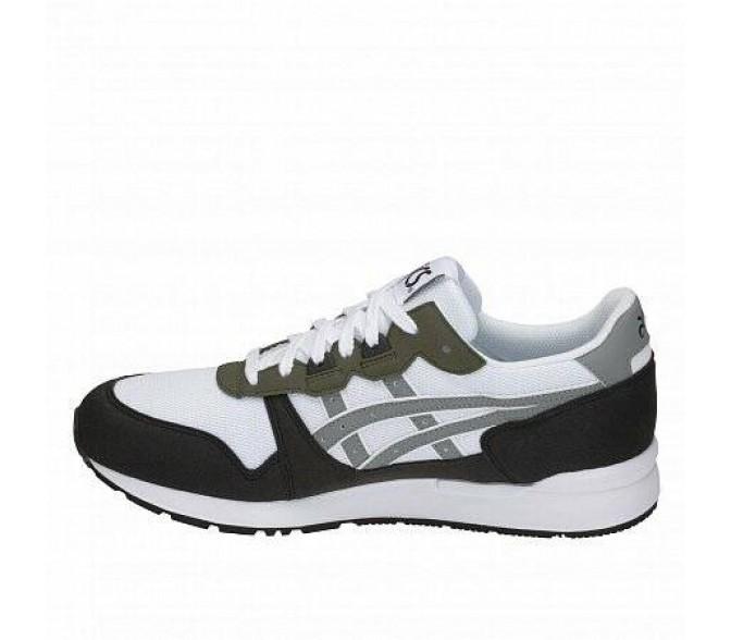 Кроссовки ASICS Tiger GEL LYTE (Цвет White-Stone Grey)