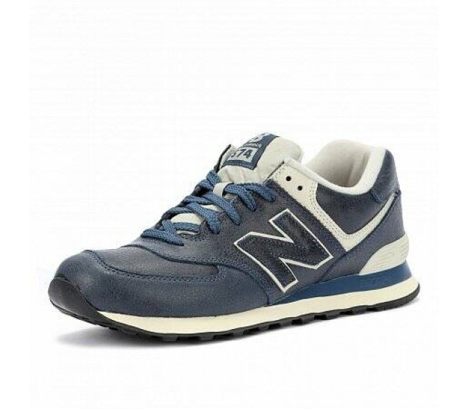 Кроссовки New Balance 574 (Цвет Stone Blue)