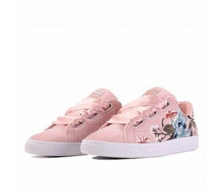 BASKET HEART HYPER EMBROIDERED (Цвет Peach Beige)