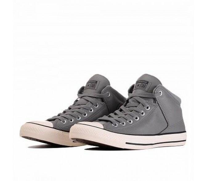 Кроссовки Converse CHUCK TAYLOR ALL STAR HIGH STR (Цвет Grey)