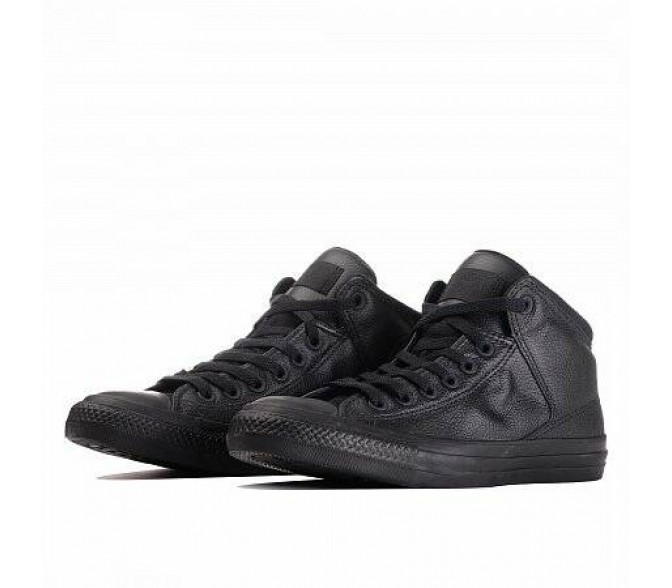 Кроссовки Converse CHUCK TAYLOR ALL STAR HIGH STR (ЦВЕТ BLACK)