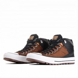 CHUCK TAYLOR ALL STAR STREET BOOT (Цвет Chestnut Brown)