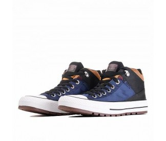 CHUCK TAYLOR ALL STAR STREET BOOT (Цвет Navy-Black)